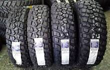 Discounted NEW BF GOODRICH Tyres w FREE MOBILE FITTING SERVICE Helensvale Gold Coast North Preview