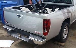 2011 GMC Canyon Pickup Truck as parts