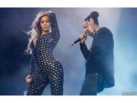 2 x Beyoncé & Jay Z Tickets @ London Stadium on 16.06.2018