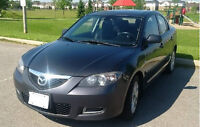 2007 Mazda 3GS * EXCELLENT CONDITION * Full Safety Certificate *
