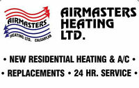Residential Furnace Installer Required