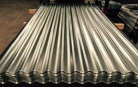 Galvanised Corrugated Steel Sheets