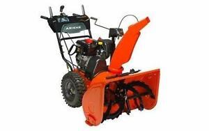 Ariens and Husqvarna Snowblower Deals @ OttawaSnowBlowers.com