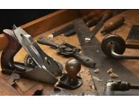 Wanted old tools... Chisels, planes and saws