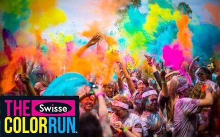 2x Tickets - The Color Run Melbourne 22.04.18