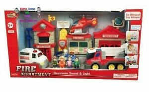 Little Learner Fire Department set