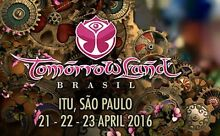4 Tomorrowland Brasil tickets for sale Canning Vale Canning Area Preview