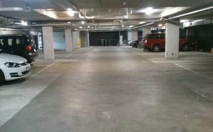 Secure Undercover City Car Parking