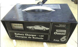BATTERY CHARGER  12V - OMNI BRAND