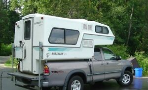 Looking to buy a short box truck camper