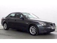 BMW 520D BUSINESS EDITION SE 58 REG - 3 OWNERS - M.O.T - AUX - PARROT BT