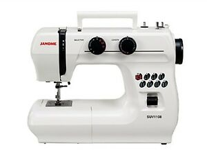 Sewing Machine - Janome SUV 1108