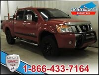 2012 Nissan Titan SL, Leather, Navigation, Lifted