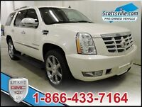 2009 Cadillac Escalade Ultra Luxury, DVD, Navigation, Power Side