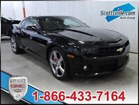 2012 Chevrolet Camaro 2SS, Leather, RS Package