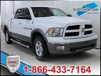 2012 Dodge Ram 1500 SLT Outdoorsman, Cloth, Hemi, Remote Start