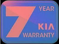 2017 Kia Venga 1.6 4 Manual Hatchback