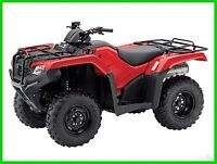 2015 Honda TRX 420 FM with Power Steering - $6807.00
