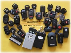 KEYLESS ENTRY REMOTES AT LOW COST!