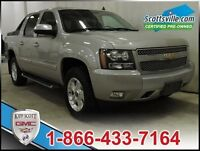 2008 Chevrolet Avalanche 1500 LT, Leather, Navigation, DVD