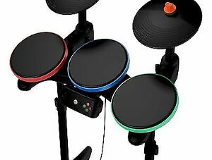 Guitar Hero World Tour-Stand Alone  wireless Drum set for PS3