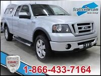 2008 Ford F-150 FX4, Leather, Moonroof, Side Step Bars