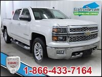 2014 Chevrolet Silverado 1500 LTZ, Leather, Chrome Package, Navi