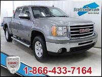 2012 GMC Sierra 1500 SLE, Cloth, A/C, Max Trailering Package