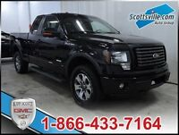 2012 Ford F-150 FX4, Leather, Luxury Package