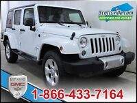 2015 Jeep Wrangler Unlimited Sahara, Cloth,Hardtop