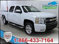 2011 Chevrolet Silverado 1500 LTZ, Leather, Bluetooth, Backup Ca