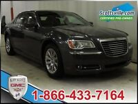 2013 Chrysler 300 Touring, Heated Leather, Sunroof, Bluetooth