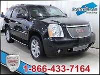 2011 GMC Yukon Denali, Leather, Sunroof, Nav, DVD, Heated/Cooled