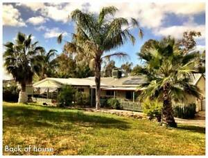 A FAMILY HOME ON 3.22 ACRES 6 MINUTES FROM TOODYAY! Toodyay Toodyay Area Preview