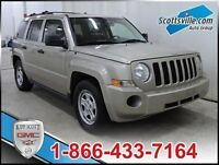 2009 Jeep Patriot North Edition, Heated Cloth, A/C