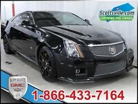 2013 Cadillac CTS-V Coupe, Leather, Sunroof, Supercharged V8
