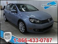 2012 Volkswagen Golf 2.5L Trendline, Sunroof, Cloth, A/C