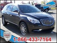 2015 Buick Enclave Leather, Heated Seats, Sunroof