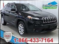 2015 Jeep Cherokee North, Uconnect, Cloth, Active Drive 1