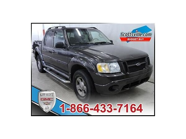 Used 2005 Ford Explorer Sport Trac