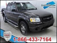 2005 Ford Explorer Sport Trac XLT Adrenalin, Leather, Sunroof, T