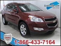 2010 Chevrolet Traverse LT, Cloth, 7 Passenger, Cruise, A/C
