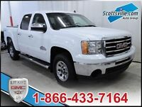 2012 GMC Sierra 1500 SL, Bluetooth, Chrome Accessories Package