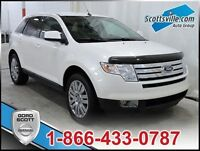 2008 Ford Edge Limited, Heated Leather, Power Liftgate, SYNC