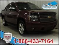 2008 Chevrolet Avalanche 1500 LTZ, Leather, Sunroof, DVD