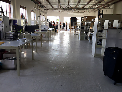 Office Space And Desks At Independent Studios Prahran Coworking