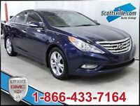 2011 Hyundai Sonata Limited, Leather, Navigation, Sunroof