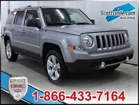 2014 Jeep Patriot Limited, Leather, Sunroof, Uconnect