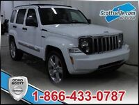 2012 Jeep Liberty Limited Jet Edition, Leather, Navigation