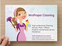 Cleaning and property maintenance